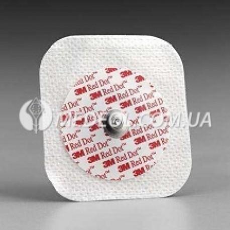 Електроди Red Dot 2560 для моніторингу на спіненій основі з липким гелем